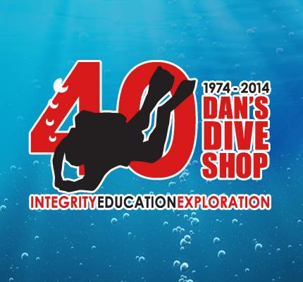 Logo Dan's Dive Shop Inc.